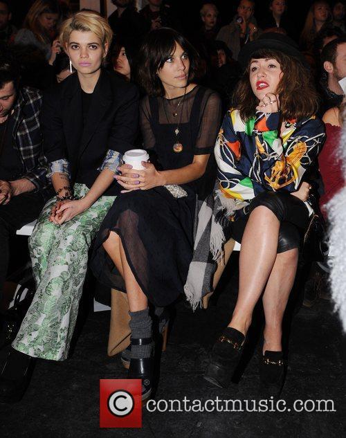 London Fashion Week A/W 2011 - House of...