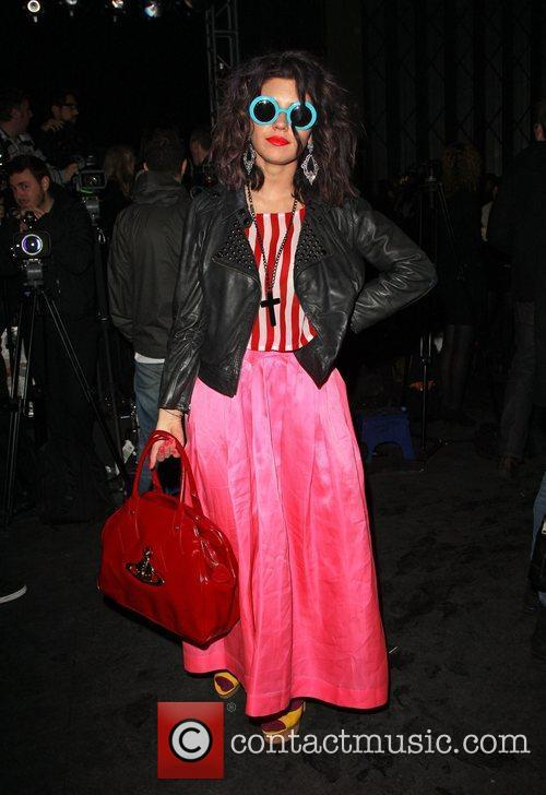 Marina Diamandis of Marina and the Diamonds London...