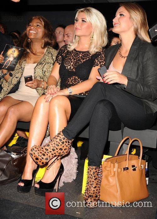 Guests London Fashion Week Spring/Summer 2012 - House...