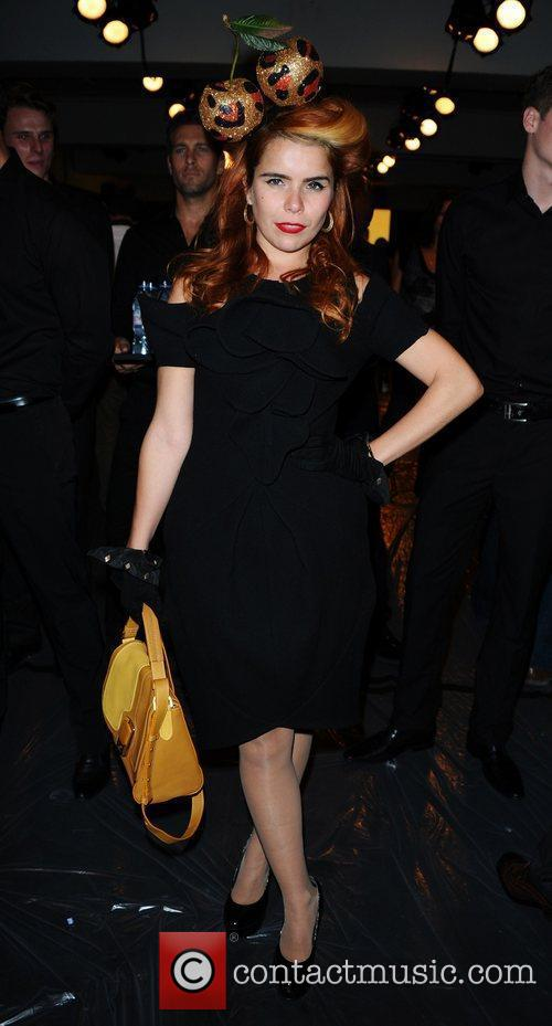 Paloma Faith and London Fashion Week 5