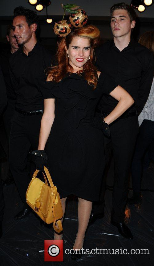 Paloma Faith and London Fashion Week 1