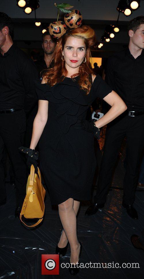 Paloma Faith and London Fashion Week 4