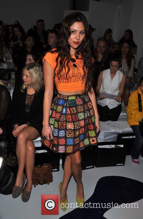 Eliza Doolittle London Fashion Week Spring/Summer 2012 -...