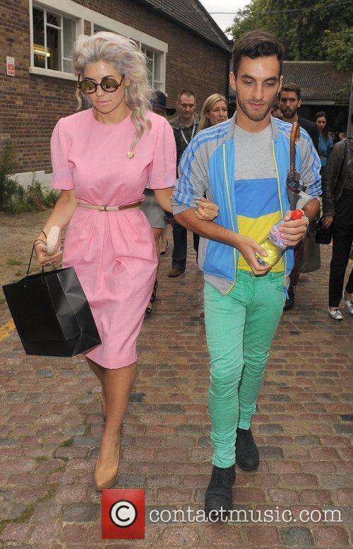 London Fashion Week Spring/Summer 2012 - House of...