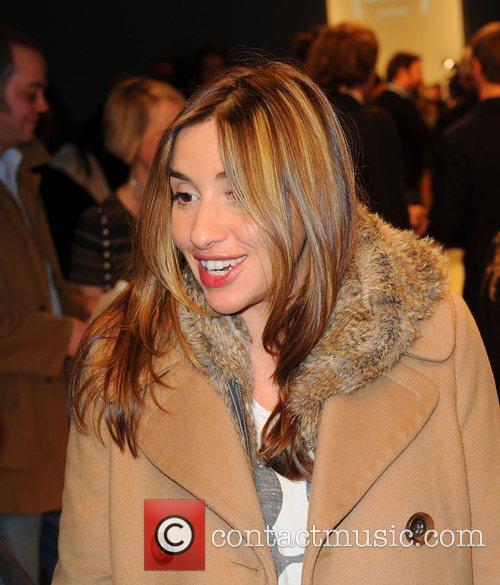 Melanie Blatt  London Fashion Week A/W 2011...