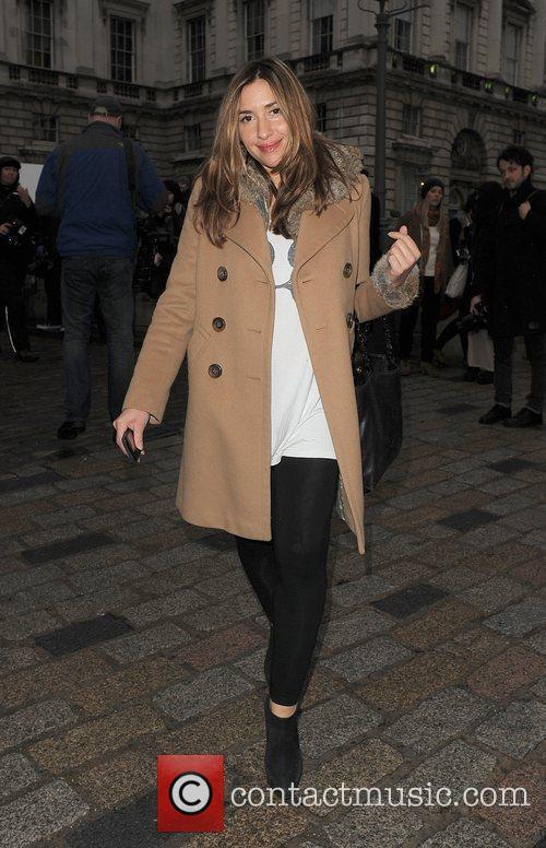 Melanie Blatt London Fashion Week A/W 2011: Issa...