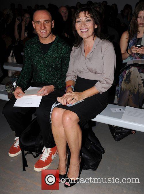 London Fashion Week Spring/Summer 2012 - Jasper Conran...