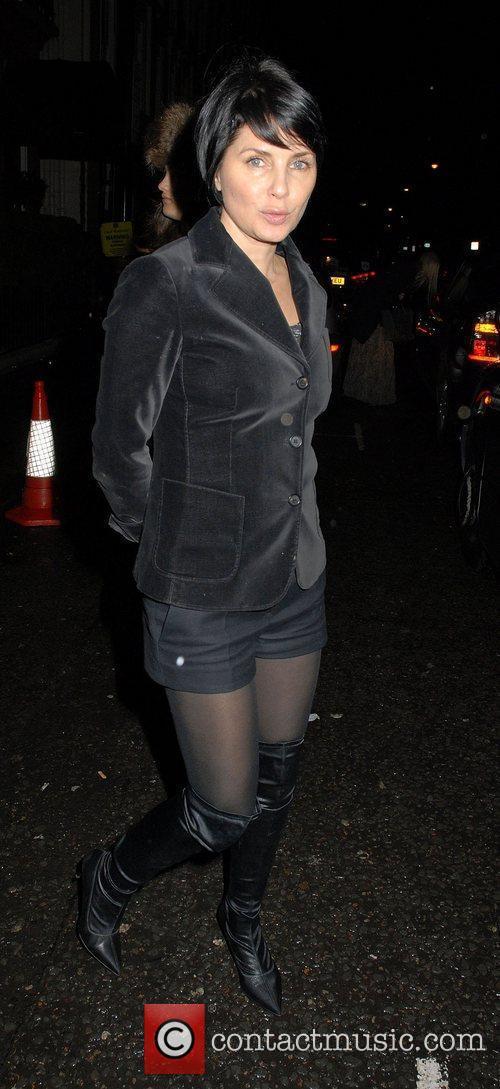 London Fashion Week A/W 2011 - Julien Macdonald...