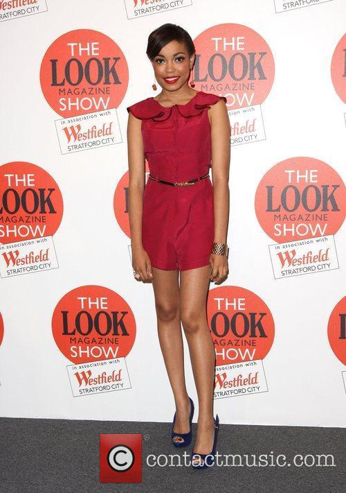 Dionne Bromfield and London Fashion Week 3