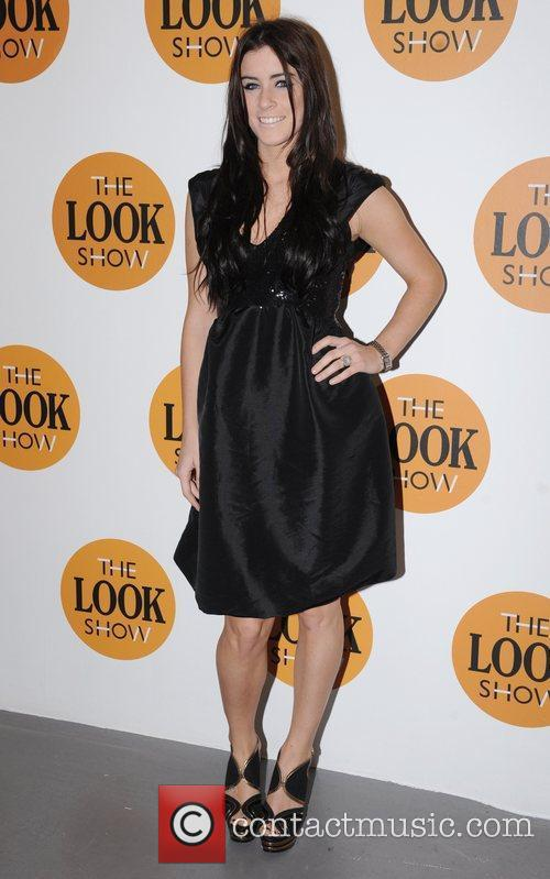 Lucy Jones  London Fashion Week A/W 2011...