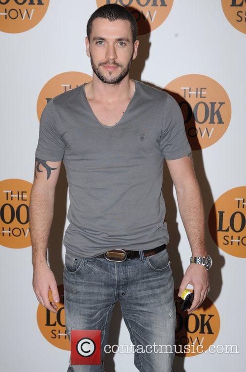 Shane Ward  London Fashion Week A/W 2011...