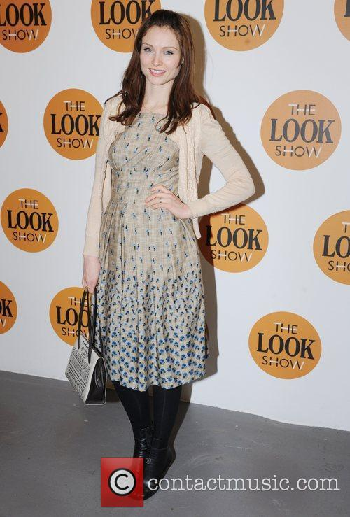 Sophie Ellis Bextor  London Fashion Week A/W...