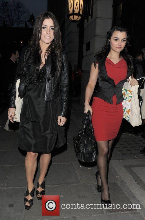 Lucie Jones London Fashion Week A/W 2011 -...