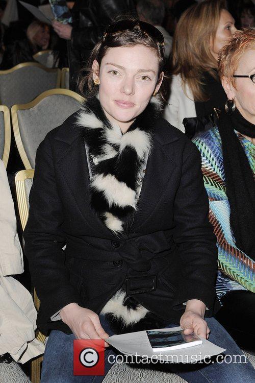 Camilla Rutherford London Fashion Week A/W 2011 -...