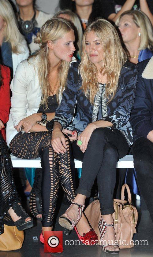 London Fashion Week Spring/Summer 2012 - Matthew Williamson...