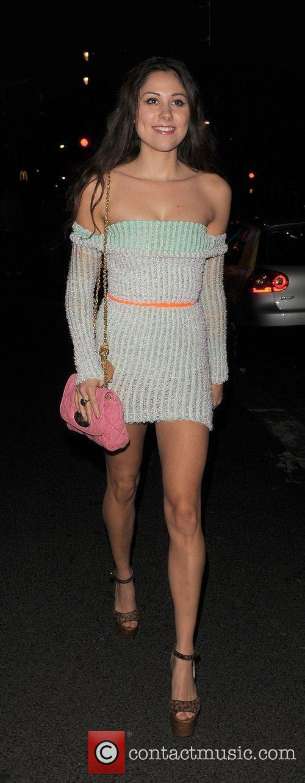 Eliza Doolittle and London Fashion Week 7
