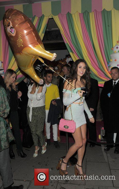 Eliza Doolittle and London Fashion Week 10