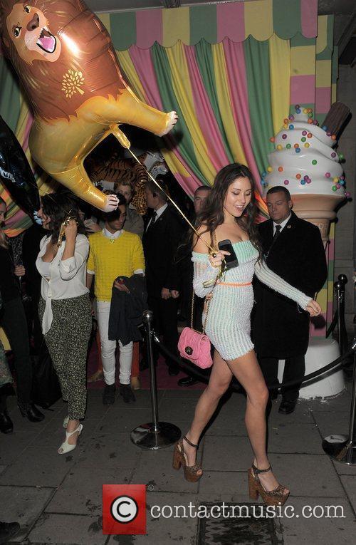 Eliza Doolittle and London Fashion Week 2