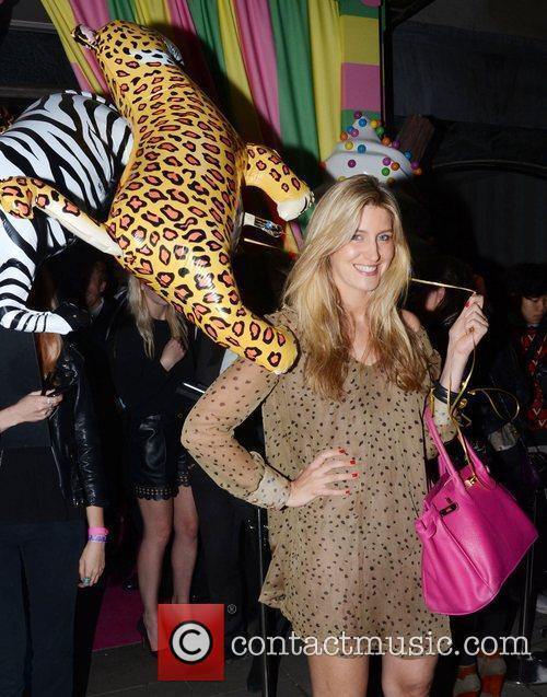 Francesca Hull  London Fashion Week Spring/Summer 2012...