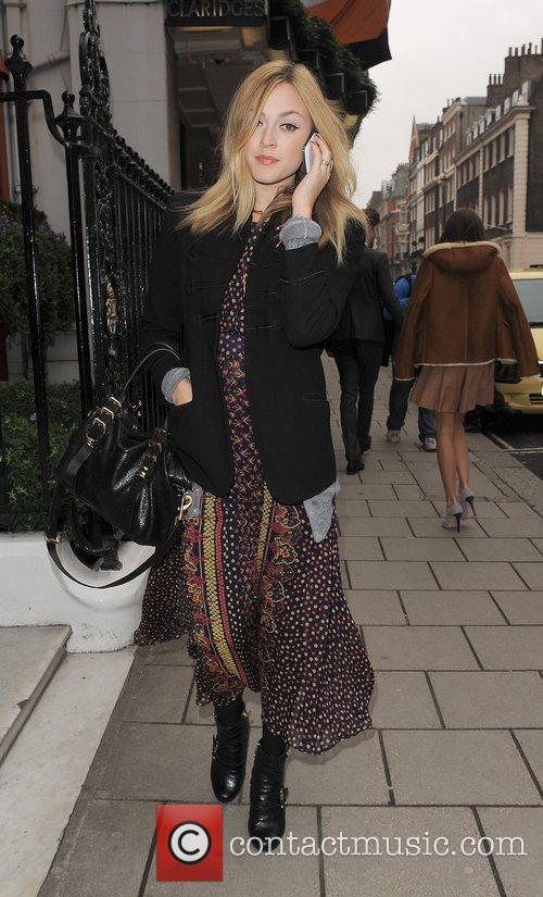 Fearne Cotton London Fashion Week A/W 2011 -...
