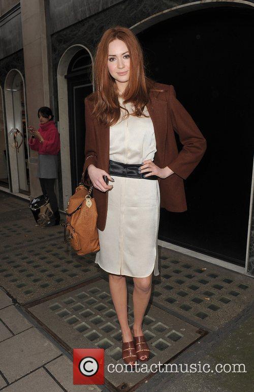 London Fashion Week A/W 2011 - Mulberry show,...