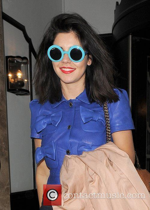 Marina Diamandis and Marina And The Diamonds 1