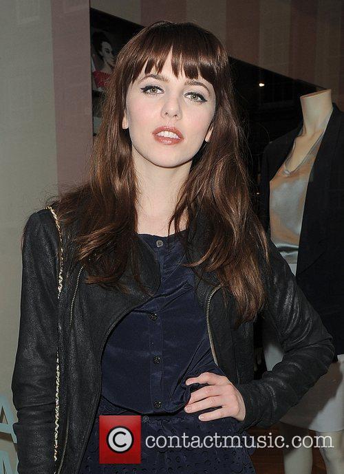 Ophelia Lovibond London Fashion Week A/W 2011 -...