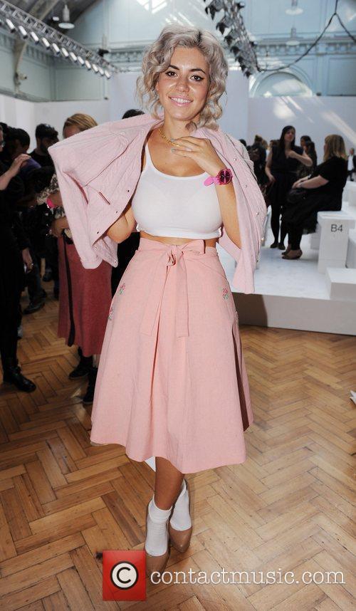 London Fashion Week Spring/Summer 2012 - Nicole Farhi-...