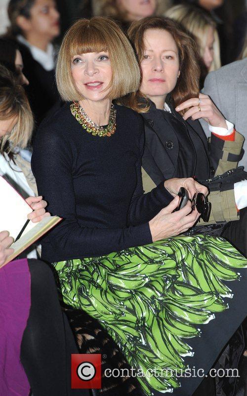 London Fashion Week A/W 2011 - Nicole Farhi...