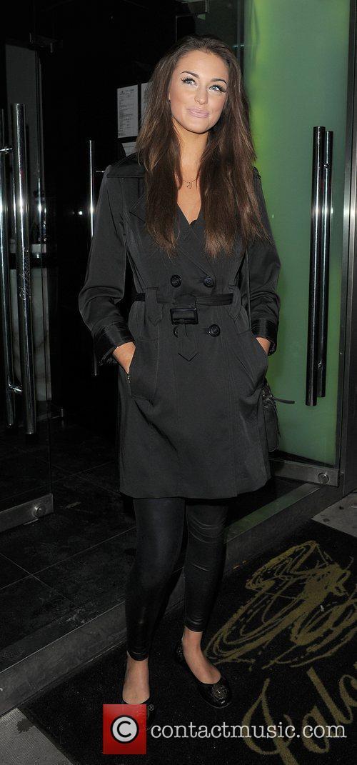 Lauren Budd London Fashion Week A/W 2011: Olivia...