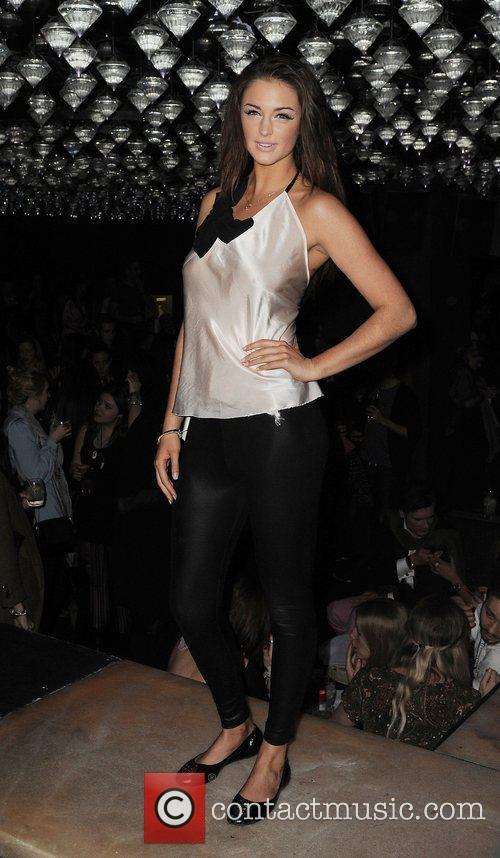 Lauren Budd London Fashion Week A/W 2011 -...
