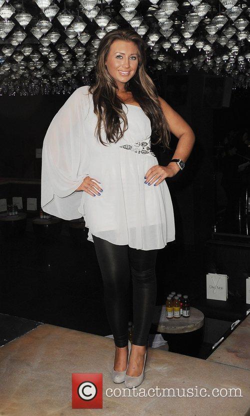 Lauren Goodyer London Fashion Week A/W 2011 -...
