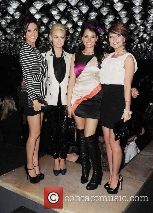 London Fashion Week A/W 2011 - Olivia Rubin...