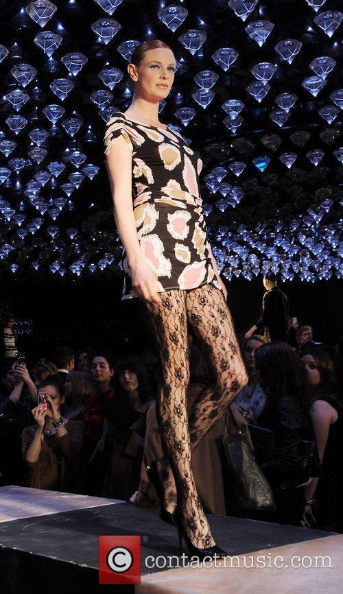 Olivia Inge London Fashion Week A/W 2011 -...