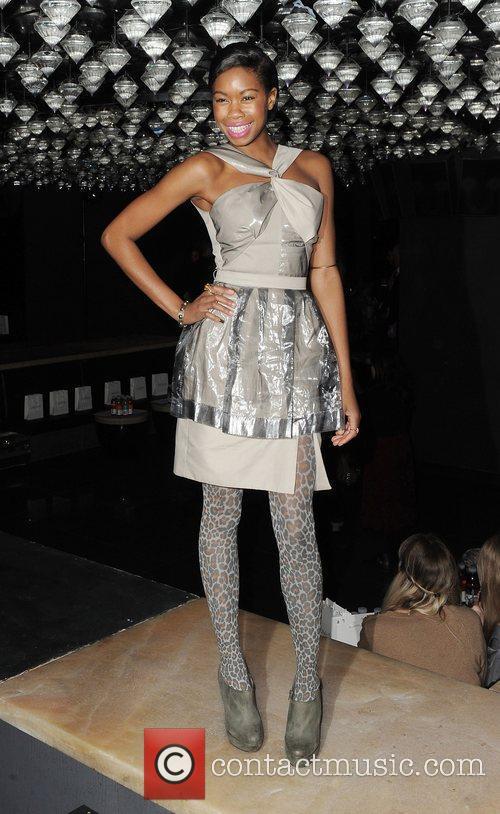 Tolula Adeyemi London Fashion Week A/W 2011 -...