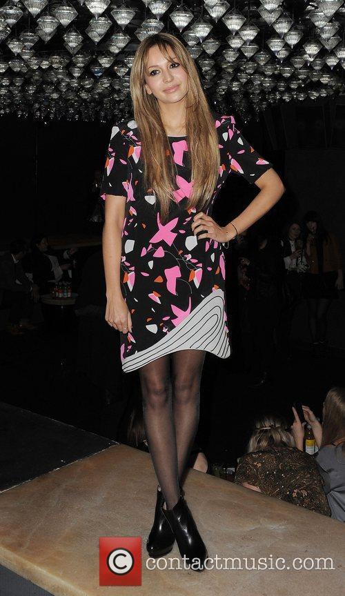 Zara Martin London Fashion Week A/W 2011 -...