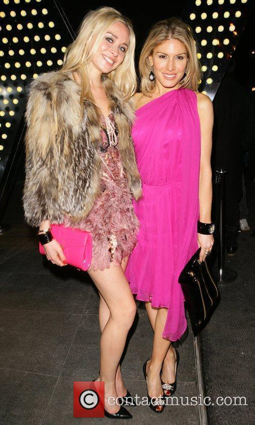 Guests London Fashion Week A/W 2011: On|Off &...