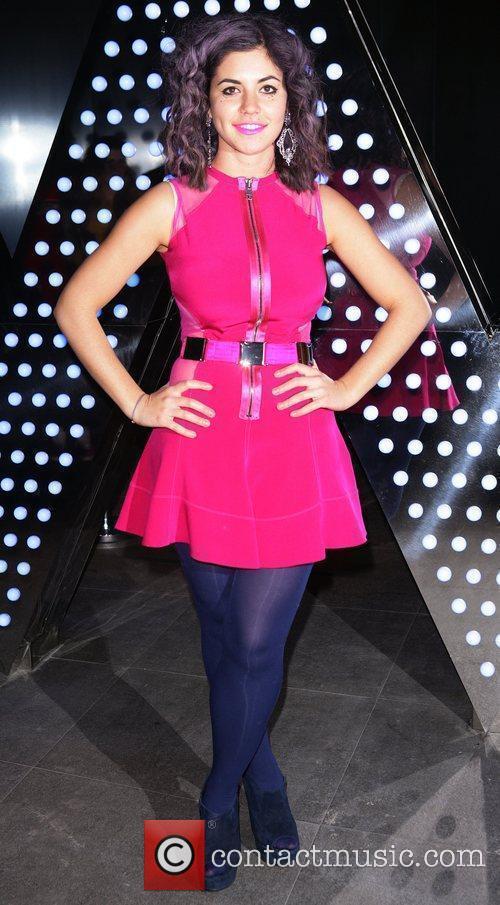 Marina Diamandis London Fashion Week A/W 2011: On|Off...