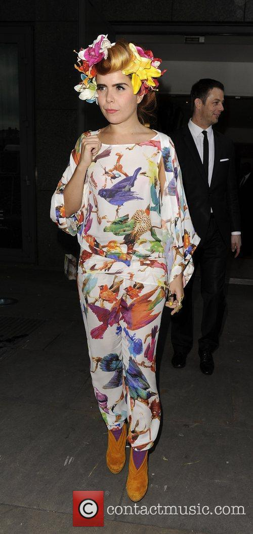 Paloma Faith and London Fashion Week 2