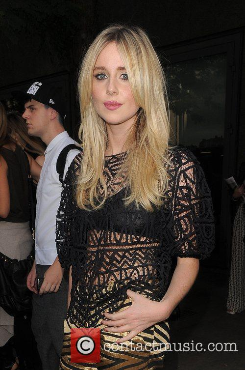 Diana Vickers and London Fashion Week 8