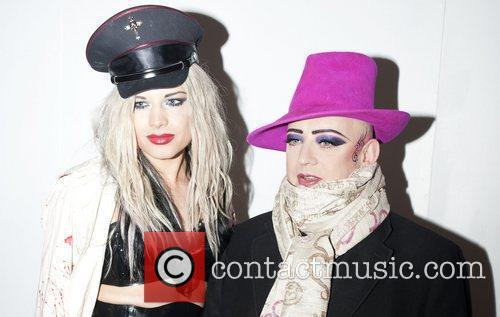 Boy George and Pam Hogg 3