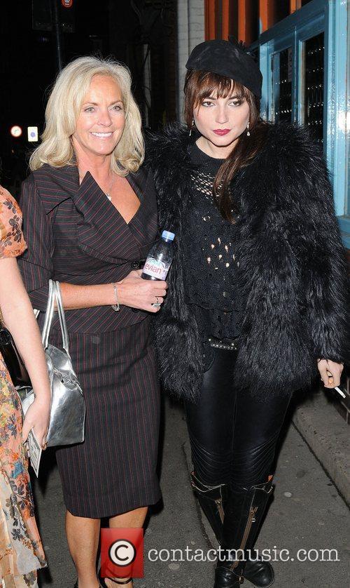 Lois Winstone London Fashion Week A/W 2011 -...