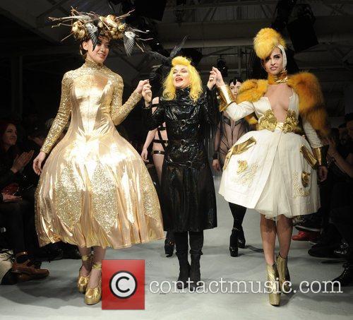 London Fashion Week A/W 2011 - Pam Hogg...