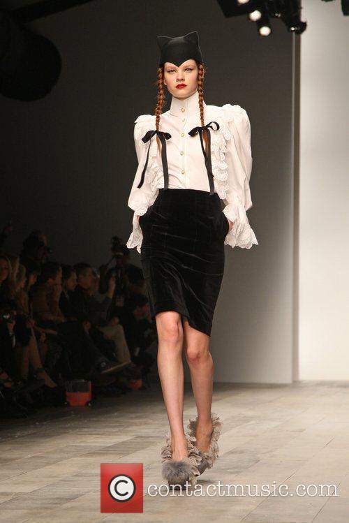 London Fashion Week A/W 2011 - PPQ -...