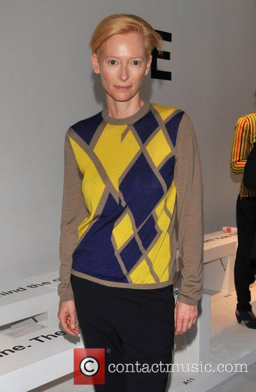 London Fashion Week Spring/Summer 2012 - Pringle of...