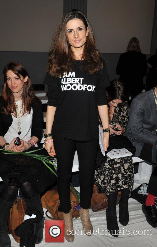 Livia Giuggioli London Fashion Week A/W 2011- Prophetik...