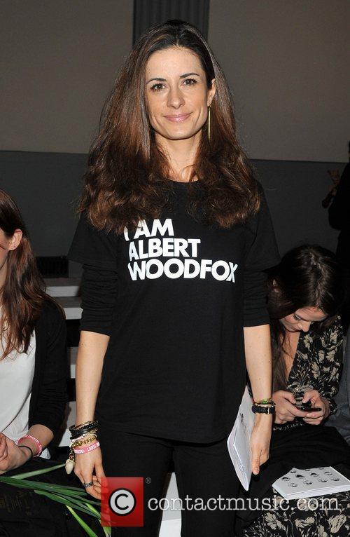 London Fashion Week A/W 2011- Prophetik held at...