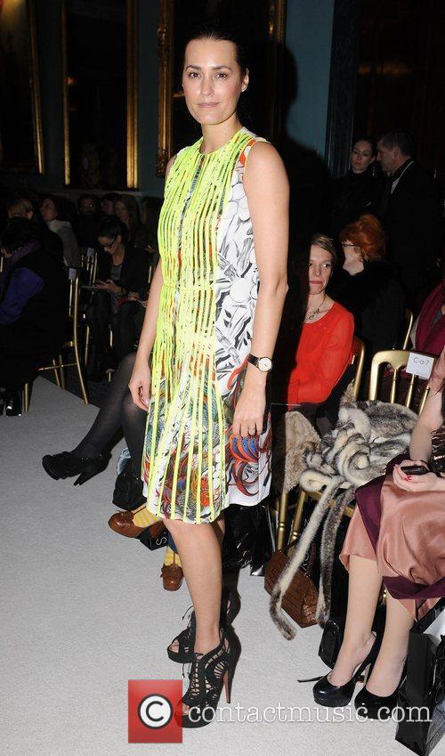Yasmin Le Bon and London Fashion Week 2