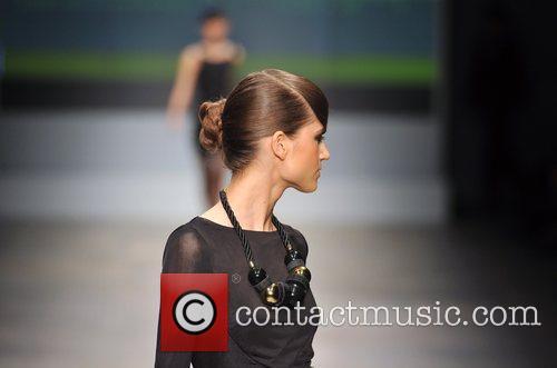 Fashion Week Spring/Summer 2011 - Toni&Guy - Hair...