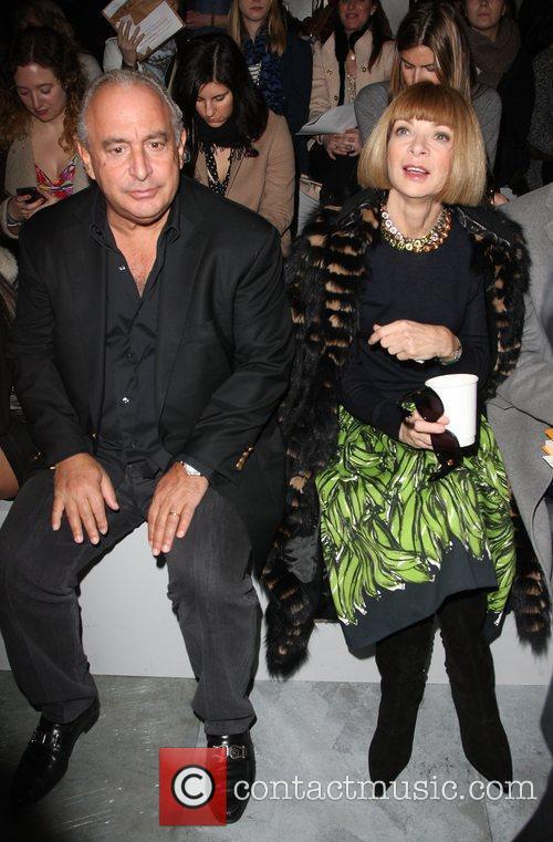 London Fashion Week A/W 2011 - Topshop- Front...